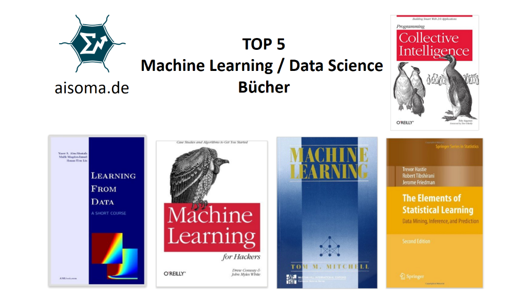 Machine Learning Bücher