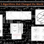 AISOMA -5 Algorithms that Changed the World