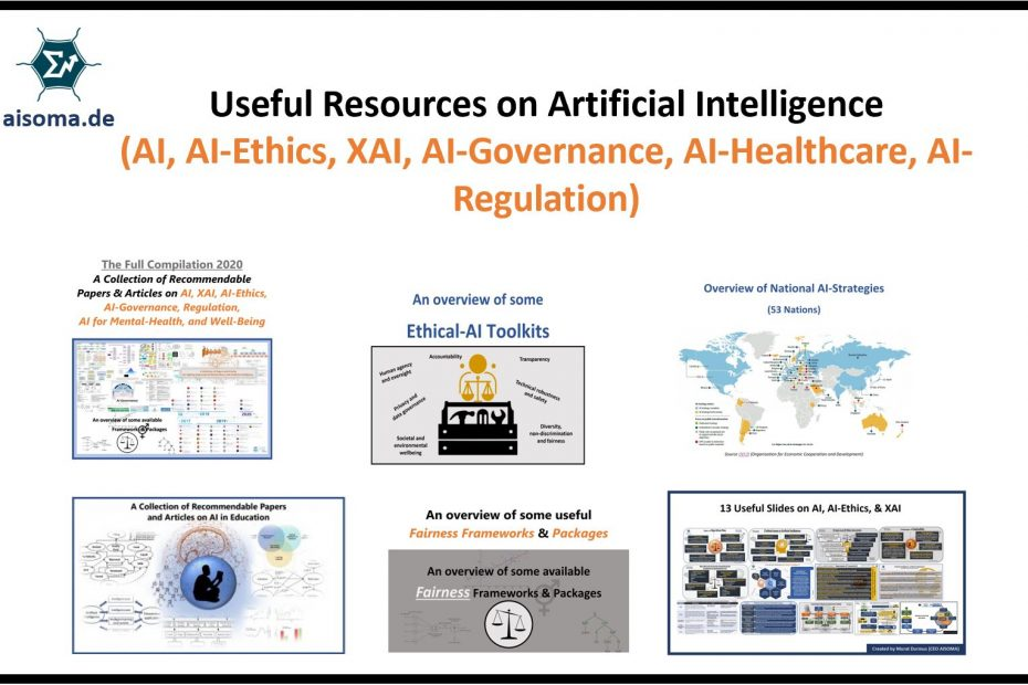 Useful Resources on Artificial Intelligence 1